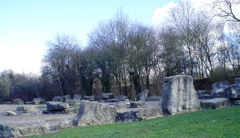 Great Linford Stone Circle