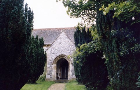 All Saints Church, Little Kimble